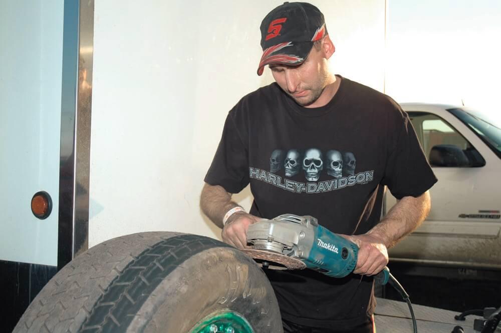 Dirt Tire Prep | Get Started Racing